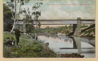 The History Of the Hawthorn Bridge