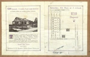 Nicholson Street Plan