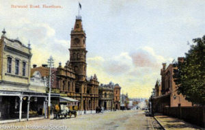 Historical Exhibition comes to the Hawthorn Arts Centre