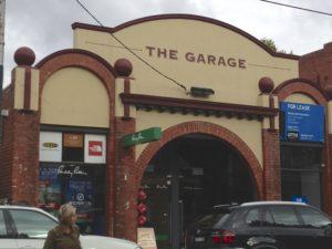 Hawthorn Motor Garage