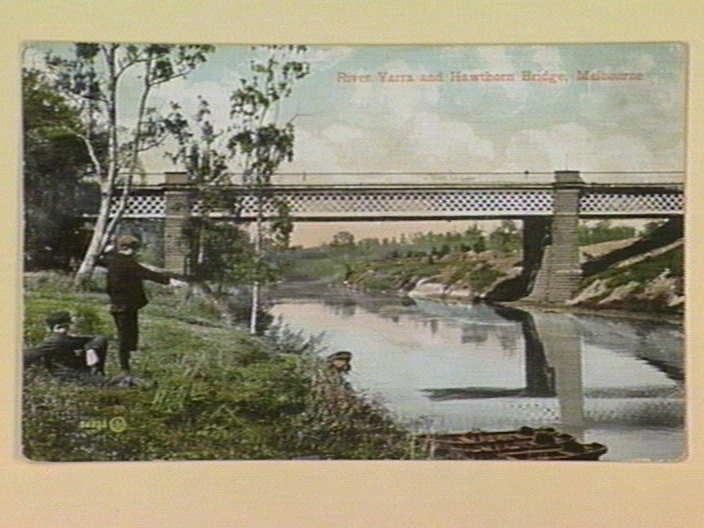 The History Of The Hawthorn Bridge
