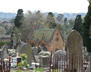 Tour of Boroondara Cemetery